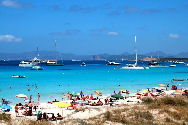 Райские острова Испании. . От Ибицы до Тенерифе (Фотогалерея). Испания -